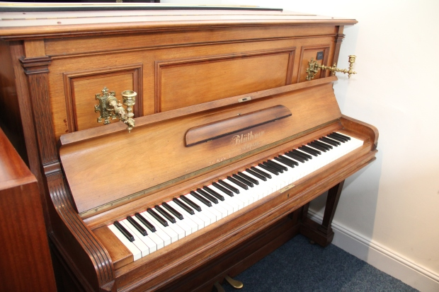 Bluthner upright piano