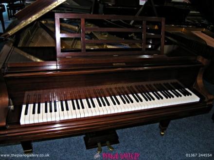 Bluthner Sytle 7 Mahogany Grand Piano