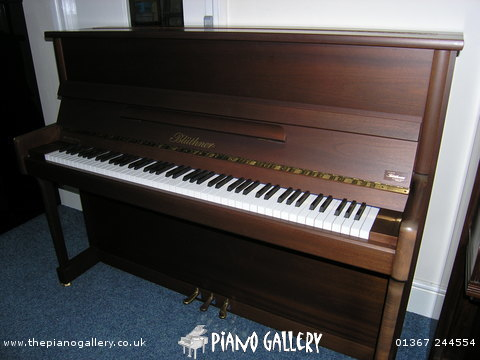 Bluthner Model C Upright Piano